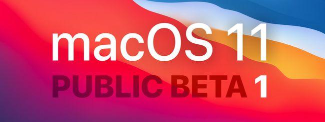 macOS Big Sur: installare la Beta pubblica su Mac