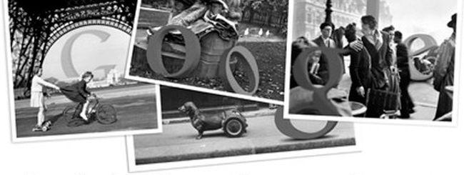 Robert Doisneau, il Google doodle fotografico