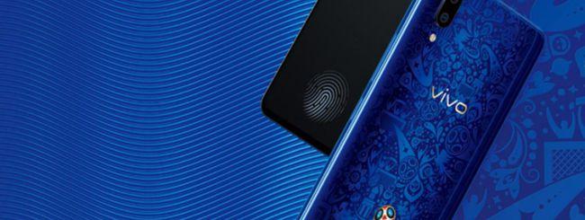 Vivo NEX, specifiche dello smartphone full screen