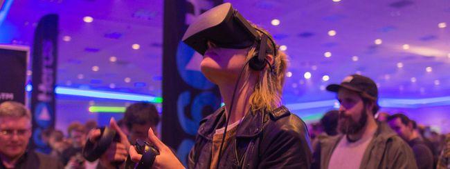 Oculus Rift funziona con PC più economici