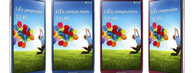 Samsung presenta Galaxy S4 LTE Advanced