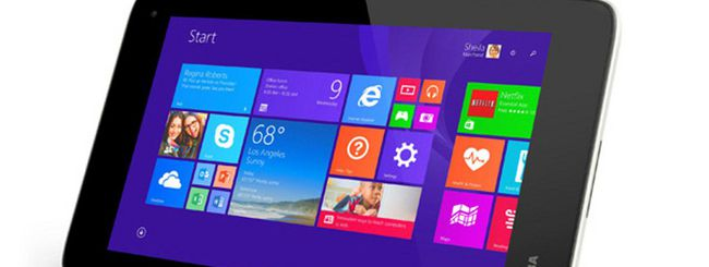 Toshiba Encore Mini, tablet Windows 8.1 low-cost