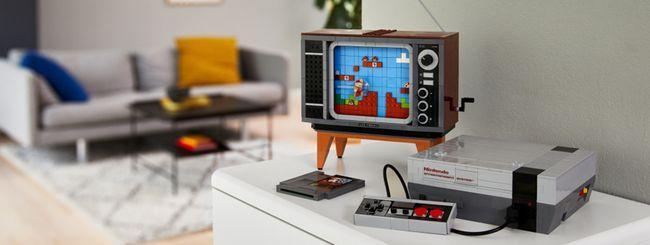 LEGO NES, arriva il set dedicato alla console