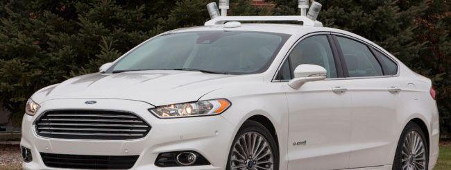 Ford annuncia una Focus Hybrid automatizzata