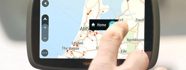 TomTom Go, TomTom Runner e TomTom Multi-Sport GPS
