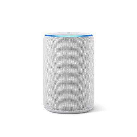 Amazon Echo (3ª generazione) (Tessuto grigio chiaro)
