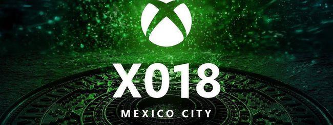 X018 Xbox FanFest, tutti gli annunci