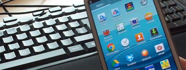 Samsung Galaxy S3, collegare pendrive e dischi USB