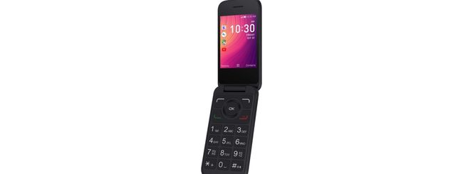 Alcatel Go Flip 3, feature phone 4G con app Google