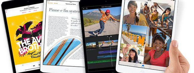 iPad Mini Retina, l'offerta di TIM