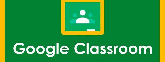 Google Meet e Classroom si rinnovano in vista della scuola