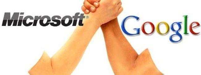 Microsoft contro Google, la sfida si sposta in Europa