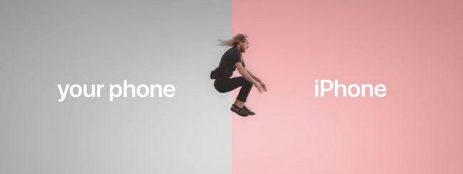 Apple: nuova campagna per gli switcher Android