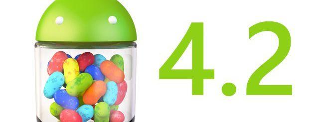Google presenta Android 4.2