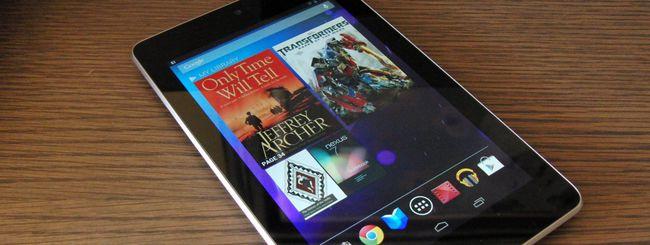 Google Nexus 8 forse con schermo da 8,9 pollici