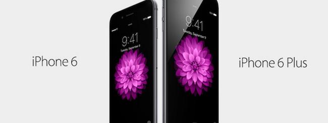 iPhone 6 vende tre volte di più dell'iPhone 6 Plus