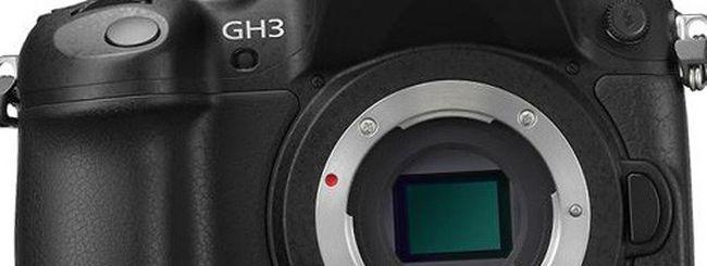 Panasonic Lumix GH3 al Photokina 2012: specifiche