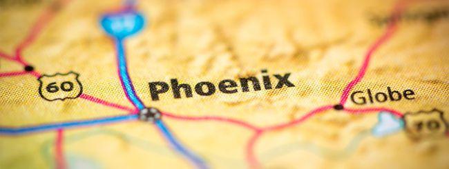 Le self-driving car di Uber si spostano in Arizona
