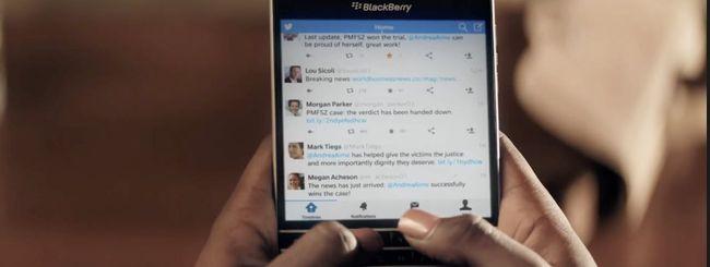 BlackBerry Passport arriva in Italia a 649 euro