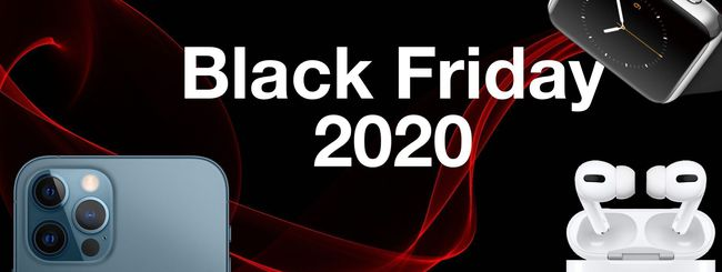 Black Friday 2020: sconti su AirPods, iPhone, Beats e Apple Watch