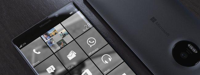 Windows 10 Mobile, build 10536 arriva per errore