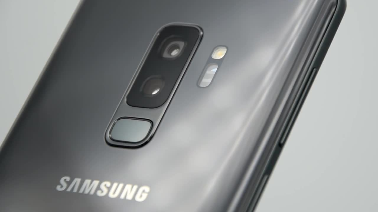 MACRO: Samsung Galaxy S9+   Webnews