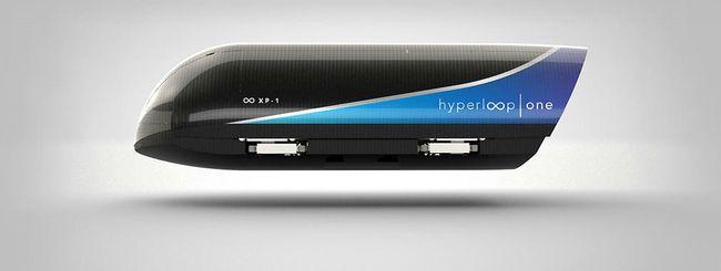 Hyperloop One XP-1
