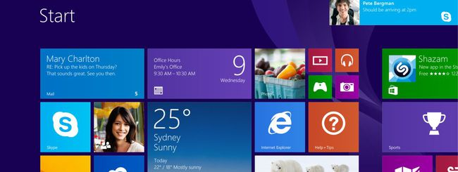 Windows 8.1 cresce, ma Windows XP non molla