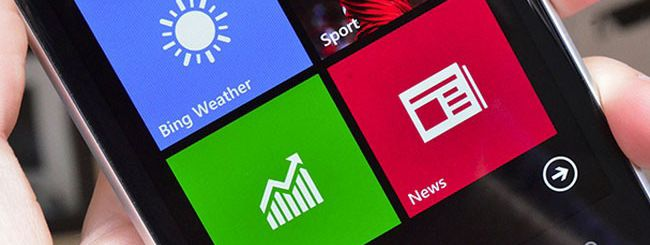 Windows Phone 8, arrivano le Bing apps