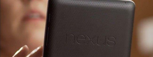 Google: nuovo Nexus 7 a luglio, molto economico
