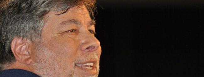 Wozniak: i tablet sono per la gente normale
