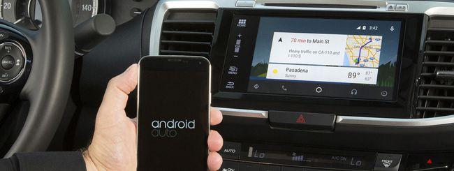 Google lancia Android Auto Desktop Head Hunit