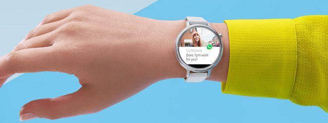 Android Wear 2.0: l'aggiornamento dal 9 febbraio?