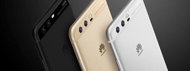 Huawei P10 e P10 Plus, l'acquisto è una lotteria