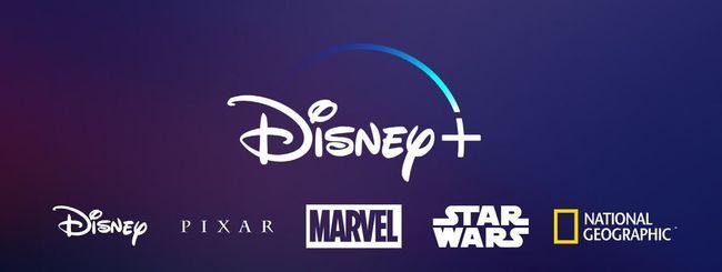 Disney+, film e serie TV: elenco completo