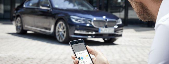 BMW Connected parlerà con Alexa