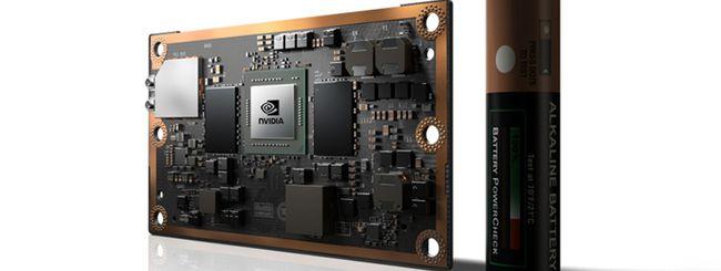 Nvidia Jetson TX2, IA per droni e robot