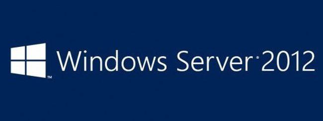 Microsoft rilascia Windows Server 2012