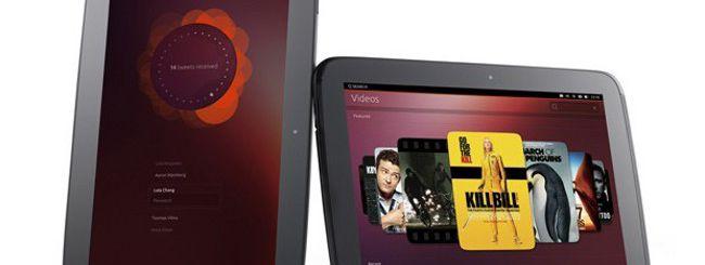 Ecco Ubuntu per tablet