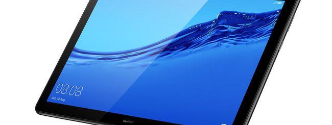 Huawei annuncia i MediaPad M5 Lite 10 e T5 10