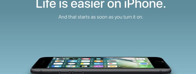 Switch,  Apple convince gli utenti ad abbandonare Android per iPhone
