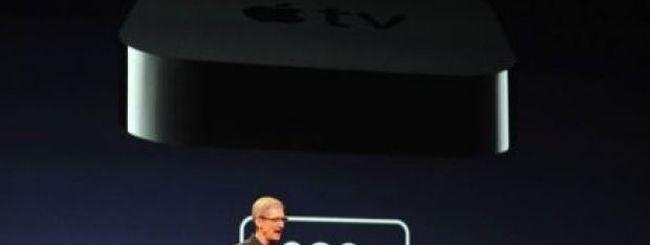 Evento Apple: nuova Apple TV a 1080p e piena integrazione con iCloud