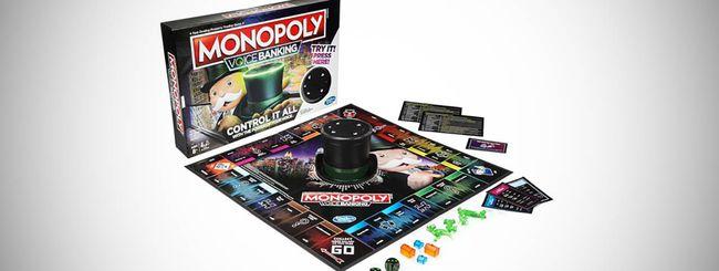 Il nuovo Monopoly si gioca con i comandi vocali