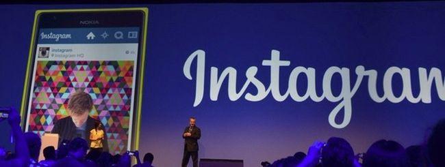 Instagram arriva su Windows Phone