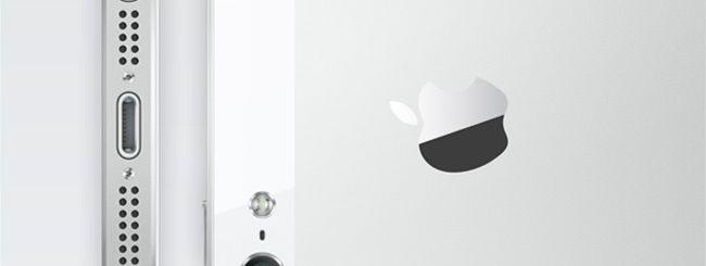 Il nuovo iPhone 5S sarà oro