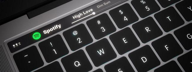"""MacBook Pro, """"Magic Toolbar"""" tra i possibili nomi del nuovo pannello OLED"""