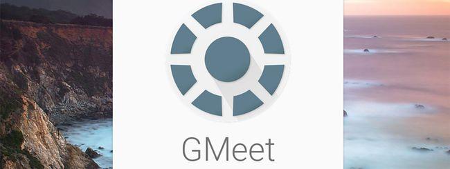 GMeet: un nuovo tool da Google per i meeting