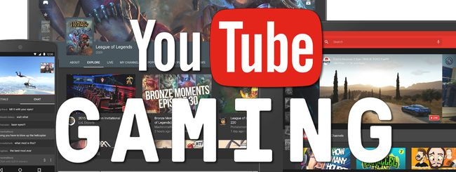 YouTube Gaming: la sfida di Google a Twitch