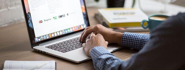 MacBook Pro: finisce l'era dei 17 pollici