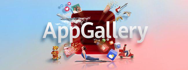 Huawei svela le novità dello store AppGallery
